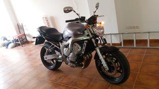 Yamaha fz6 78cv