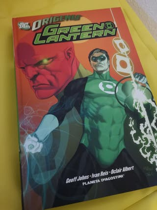 DC Orígenes. Green Lantern