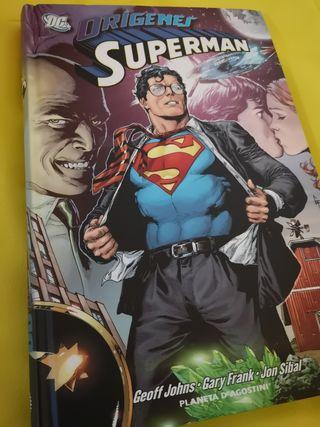 DC Orígenes. Superman