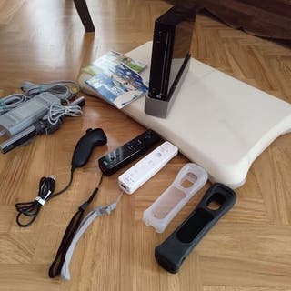 Consola Nintendo Wii + Wii Fit
