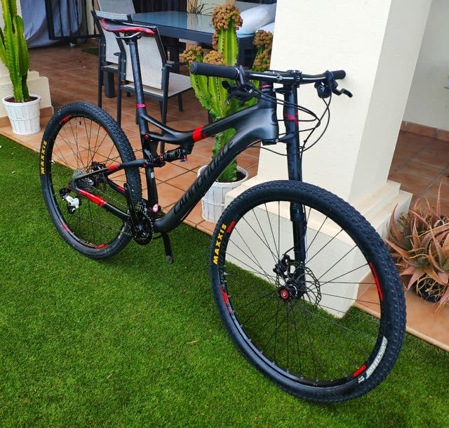 Cannondale Scalpel carbon 3 talla L