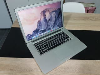MacBook pro intel i7 2012 ssd 8gb de ram