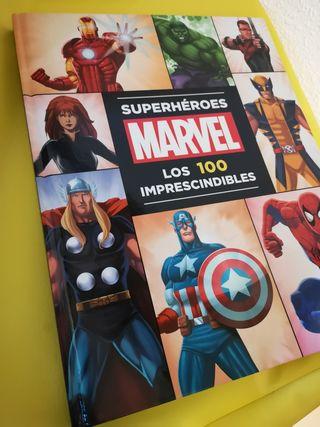 Los 100 Imprescindibles Superheroes Marvel