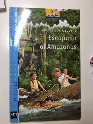 Escapada al Amazonas