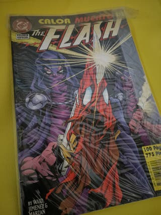The Flash. Calor Muerto. número especial