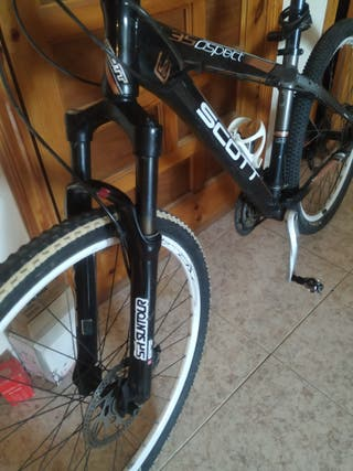 Scott aspect 35 bicicleta de montaña btt