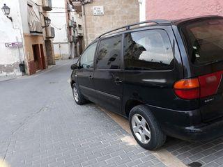 SEAT Alhambra 2000