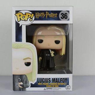 Funko Pop Lucius Malfoy modelo 36 - Harry Potter