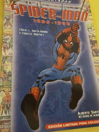 Spider-Man Todo Portadas 1962-1990