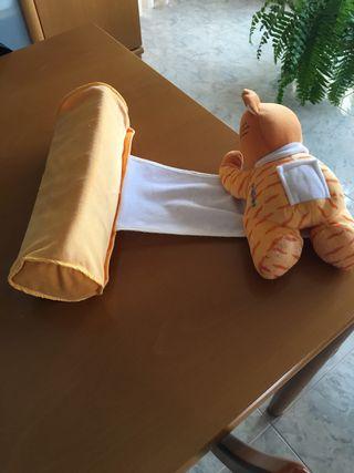 Antivuelco cuna bebe