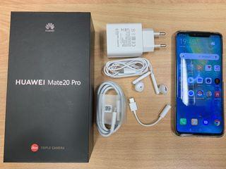 Huawei mate 20 pro libre 128 gigas