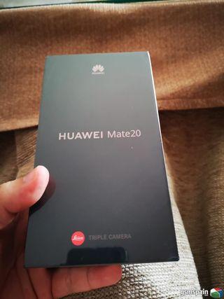 Huawei mate 20 128Gb precintado dual SIM libre