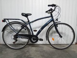 Bici Paseo de Aluminio con 18V