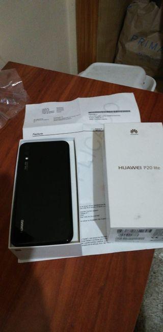Huawei P20 lite 64Gb 4Ram libre