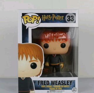 Funko Pop Fred Weasley modelo 33 - Harry Potter