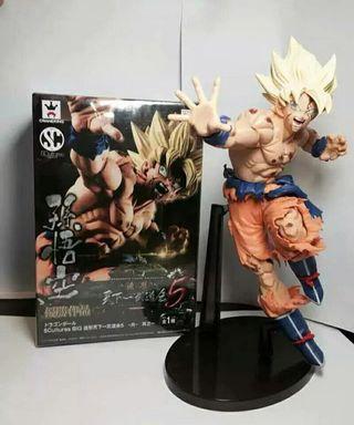 Figura Goku Dragon Ball Resurrección