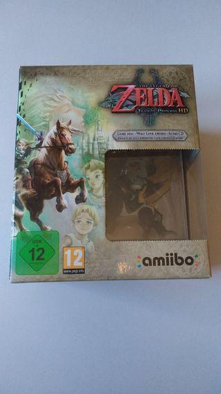 Zelda Twilight Princess edicion coleccionista