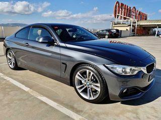 BMW Serie 4 Coupé 418d SPORT LINE
