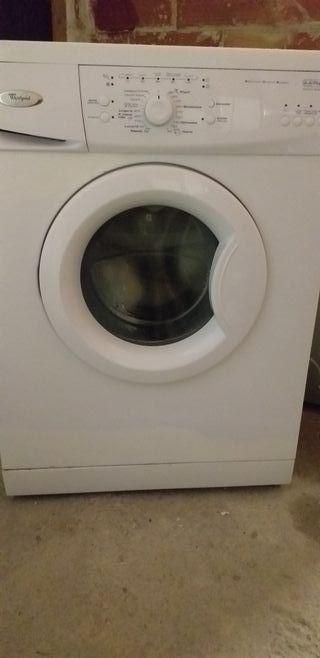 lavadora whirlpool de 7 kg clase A+A