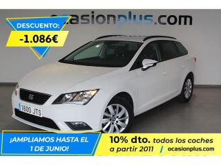 SEAT Leon ST 1.2 TSI SANDS Reference 81 kW (110 CV)