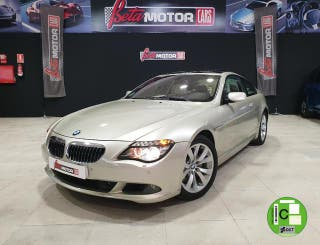 BMW Serie 6 650i Coupe 270 kW (367 CV)