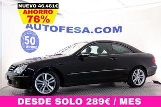 Mercedes-Benz CLK 200 Coupé CLK 200K 184CV Avantgarde 2p Auto