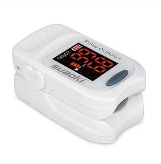 Oxímetro Pulsómetro Digital de Dedo