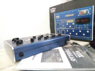 pedal Miltiefectos VOX ToneLab