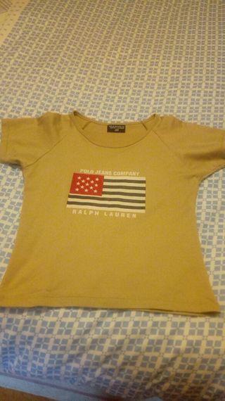camiseta Ralph Lauren Talla S