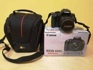 Canon EOS 600D nueva