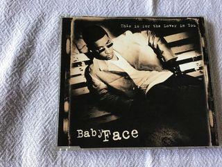 BABY FRACE MINI CD 4 TEMAS