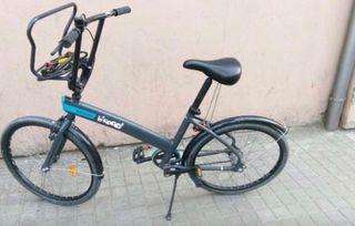 Bicicleta cambio de marchas automático