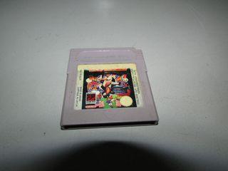 Juego Nintendo Game Boy Soccer