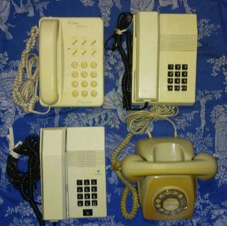 TELEFONOS FIJOS ANTIGUOS