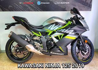2019 KAWASAKI NINJA 125 MOTOS NUEVAS OFERTAS