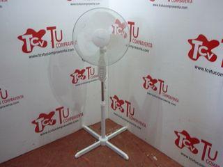 Ventilador de pie Taurus blanco 45W