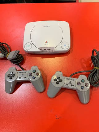 Ps one + 2 mandos