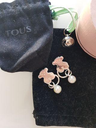 039e8adb88a9 Pendientes con perlas cultivadas de segunda mano en Madrid en WALLAPOP