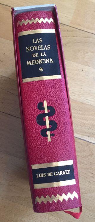 Las novelas de la medicina. 1ª edición 1962
