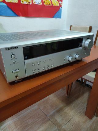 kenwood krf-5090d amplificafor home cinema