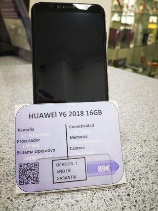 Huawei y6 2018 16gb