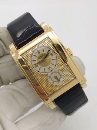 8d451f2f5b53 Reloj de oro hombre de segunda mano en Barcelona en WALLAPOP