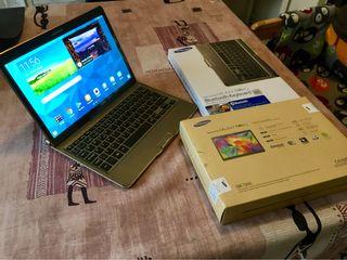 """Samsung galaxy tab S 10.5"""" + keyboard"""