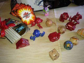 figuras bakugan ofertas