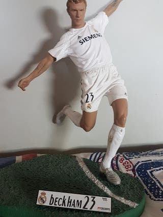 Figura David Beckham Real Madrid
