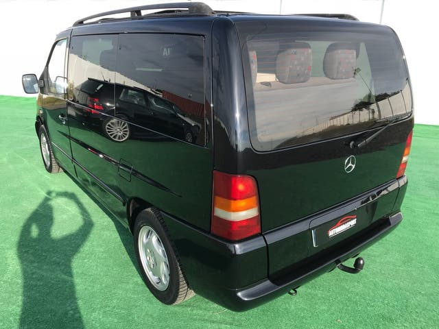 Mercedes-Benz Vito Westfalia 112 2003