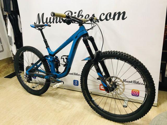 Bicicleta BTT Giant Reign Advanced 0 27.5 talla S