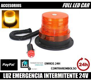LUZ DE EMERGENCIA INTERMITENTE 24V