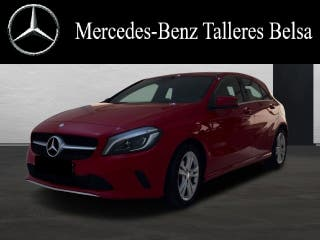 Mercedes-Benz Clase A-200 2017
