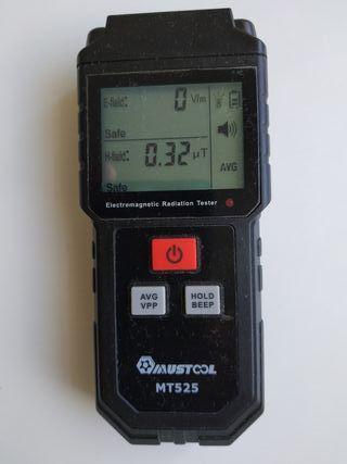 Medidor Radiación Electromagnética.